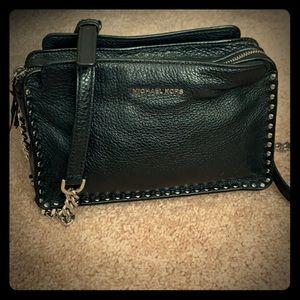 Michael Kors Black studded bag